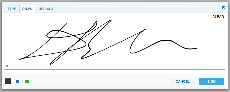 Signature-electronique